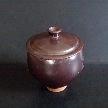 Mystery pottery yunomi? Chawanmushi cup? - Pottery