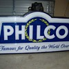 My cool new Philco Radio Sign