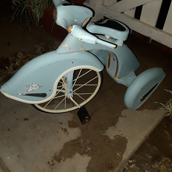 1936 sky king tricycle delima - Sporting Goods