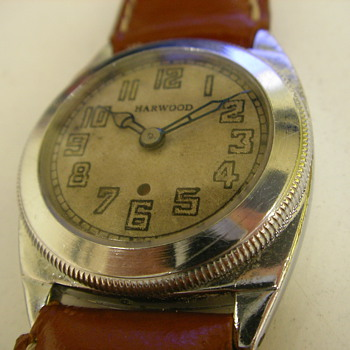 The Harwood Automatic Wristwatch - Wristwatches