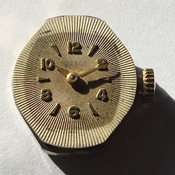 Vintage watch movement  - Wristwatches