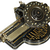 Lambert typewriter - 1902