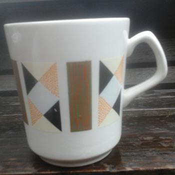 Unusual Beswick cup