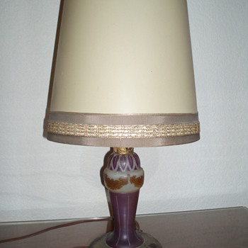 Riedel cameo lamp - Lamps