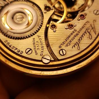 Illinois watch - Pocket Watches