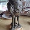 Art Nouveau Lamp base Marked France