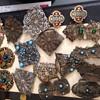 Clips,Buckles,pins & earrings