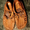 Child's Huaraches from Mexico