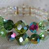 Vendome aurora borealis crystal bracelet