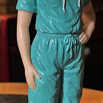 Resin Figurine of a Beloved Healthcare Provider - Figurines