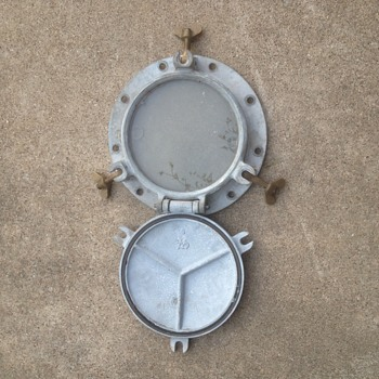 Wilcox Crittenden porthole #9 NEED INFO