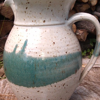 Another Unidentified piece of stoneware  - Pottery