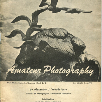 1949 Amateur Photography Guide…Wilkes-Barre, PA - Paper