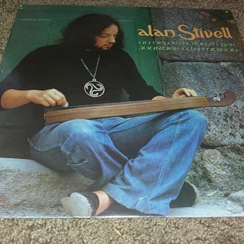 Alan Stivell...On 33 1/3 RPM Vinyl - Records