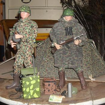 GI Joe Marine Communications Set #7701  - Toys