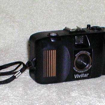Vivitar EZ35 35mm Camera