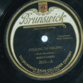 78 RPM Records - Records