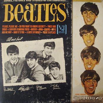 record albums - Music Memorabilia
