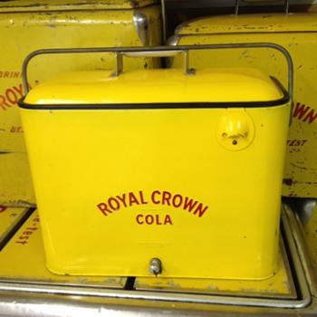 Royal Crown Progress A4 Tall?