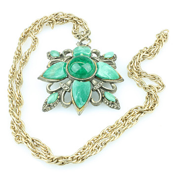 Cool seventies necklaces - Costume Jewelry