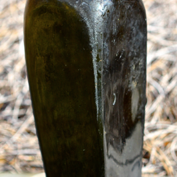 1880's Case Gin Bottle - Bottles
