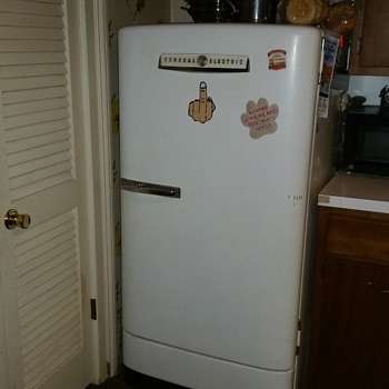 General Electric Refrigerator  - Kitchen