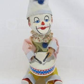 My newest little clown friend. - Dolls