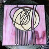 Stained Glass Rose - by Charles Rennie Mackintosh