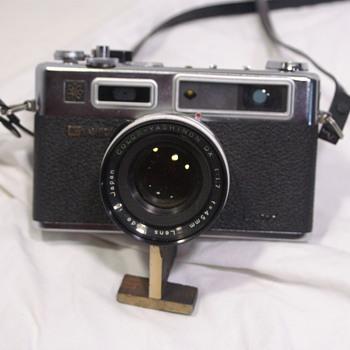 Yashica Electro 35 GSN Rangfinder Camera - Cameras