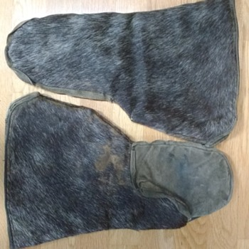 Origin of Fur Gloves  - Accessories