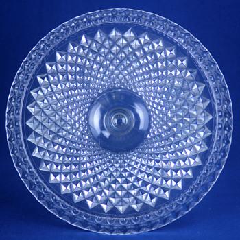 Dalzell, Gilmore & Leighton #45 Teardrop c1895 - Glassware