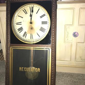 Sessions Regulator H clock? - Clocks
