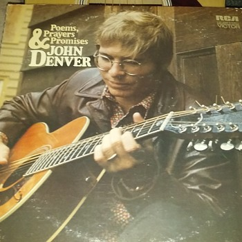 Mr. John Denver - Records