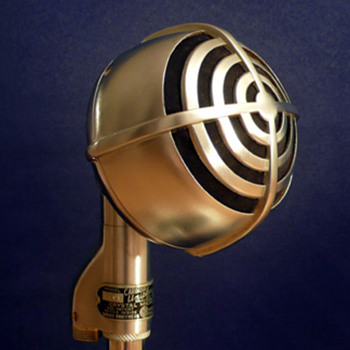 The Billie Holiday Microphone