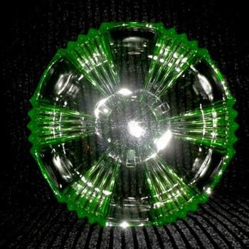 Uranium Glass ? - Glassware