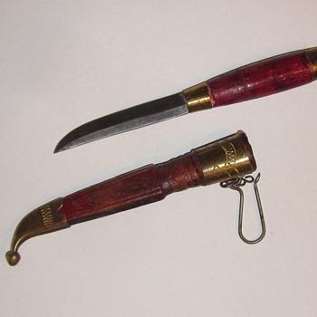 Old Puukko Knife? - Tools and Hardware