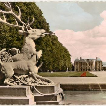Schwetzingen Castle & Gardens Postcard - Postcards