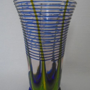 Kralik Tumbler - Art Glass