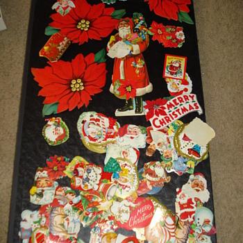 CHRISTMAS STICKERS - Christmas