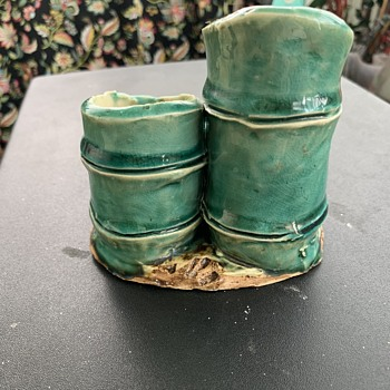Double vase - Pottery