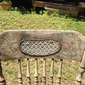 Amazing Old Chair