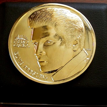 Grand Casino Elvis Presley Memorabilia Coin
