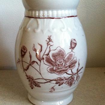 Burford Brothers Vase - Pottery