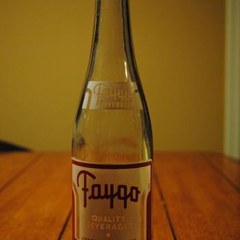 1940's Faygo Bottle-Detroit, MI - Bottles