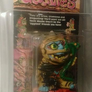 1986 Creata Ugglies Figure !! Sealed ! - Toys