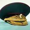 Soviet Parade Visor Cap of a Tank Troops General