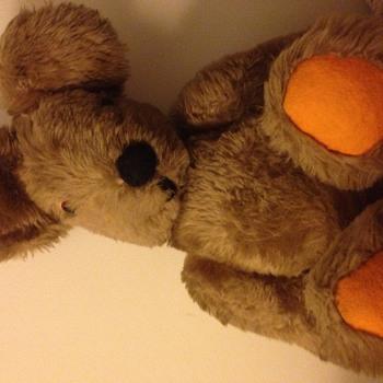 Mouse teddy bear