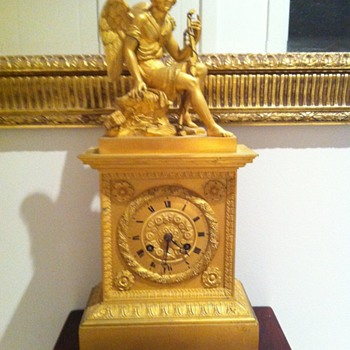 Beauchamp A Angouleme French Clock c.1810