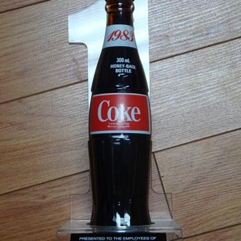 Coca-Cola Bottling Plant Award - Coca-Cola