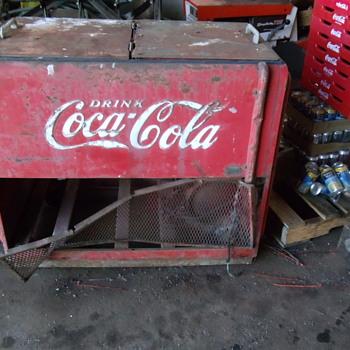 Westinghouse Coca Cola Chest Cooler - Coca-Cola